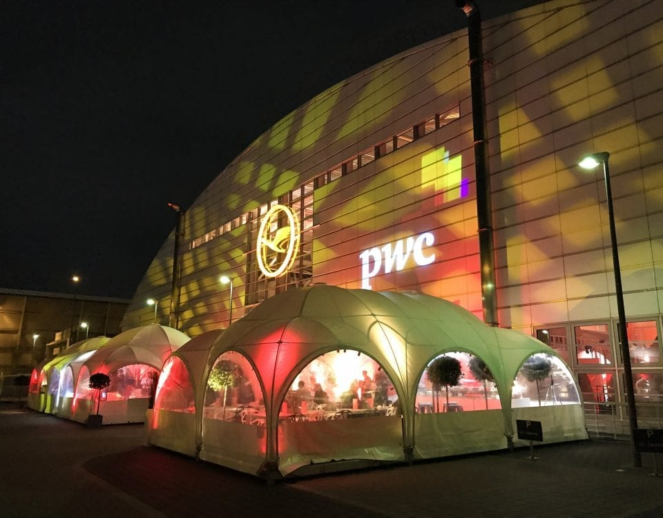 pwc event cocktail catering frankfurt