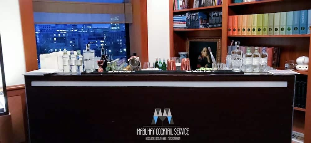 Private Cocktail Catering