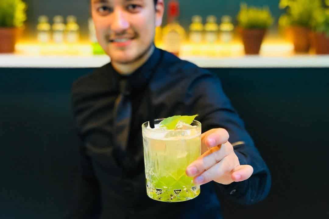Barkeeper buchen