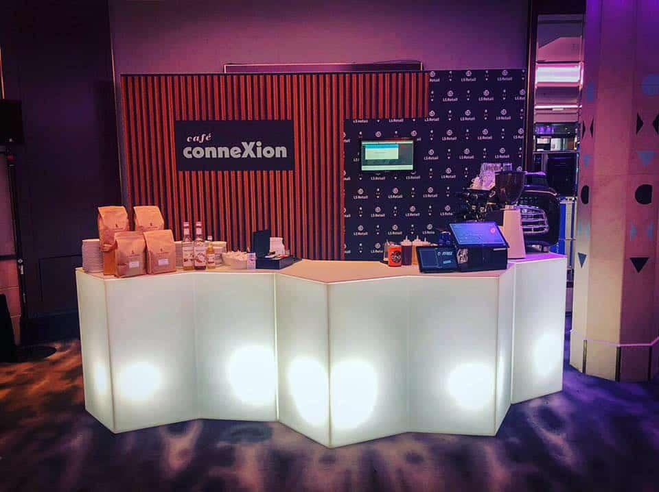 Kaffee Catering für  Kongresse & Konferenzen