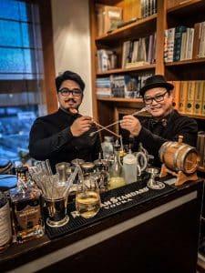 Barkeeper buchen Berlin