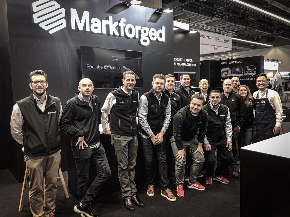 Markforged_Barista Catering